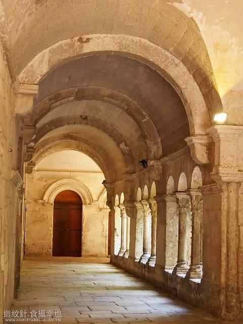 Monastère Saint Paul de Mausole en Provence@St. Remy