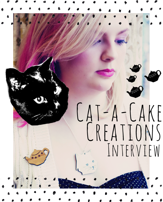 Cat-a-Cake Creations Jewellery‏ Interview
