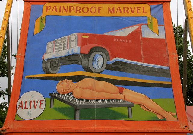 Painproof Marvel, Alive