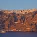 10 Jul. 2013. Santorini, Greece. Fira in the Late Day Light