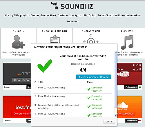 Soundiiz3