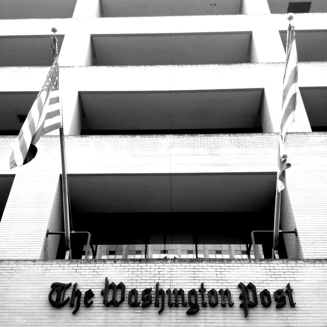 Washington Post is sold