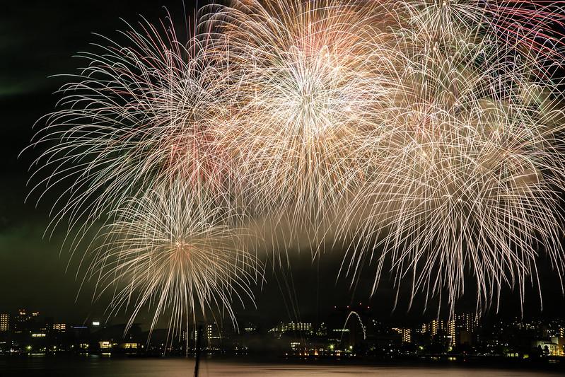 2013 Biwako Fireworks