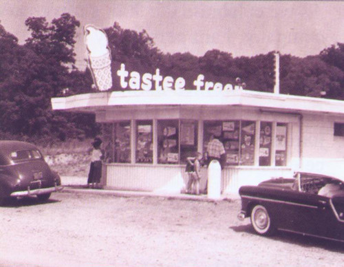 Tastee Freez 1950