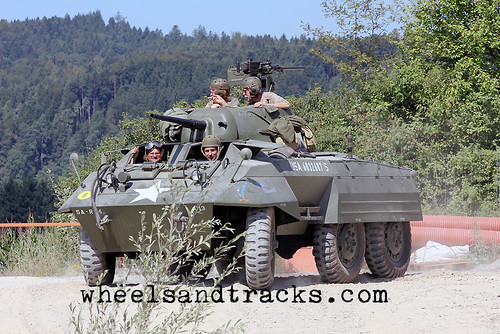 M8 Greyhound - US Army