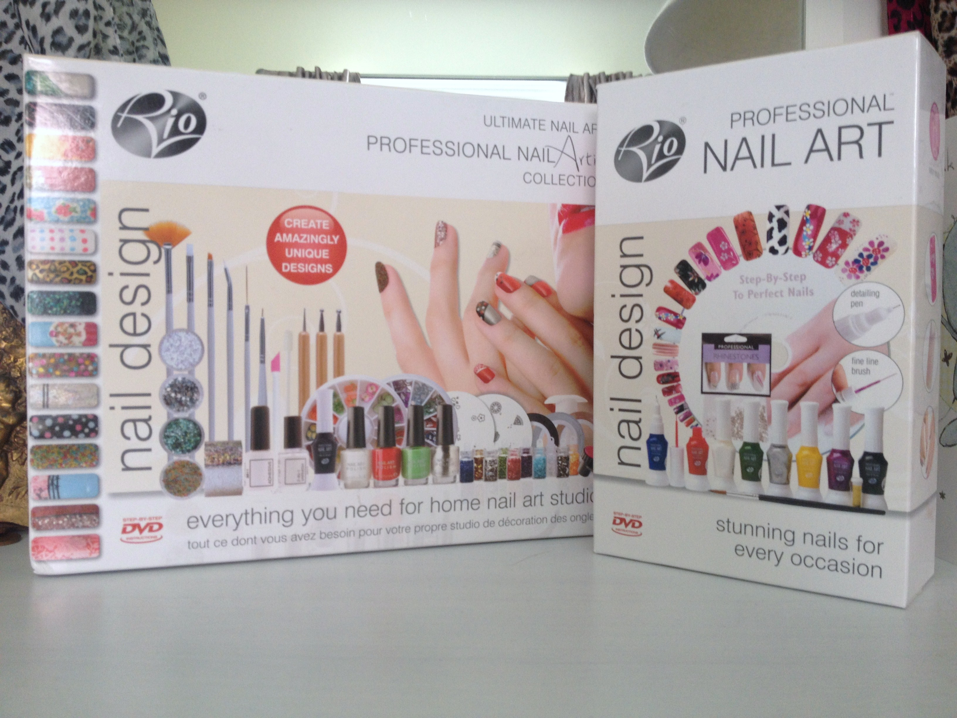Beautifully Superfluous Review Rio Ultimate Nail Art Professional