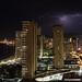 Benidorm's lightning Variation2 by Fotografik33 - www.fotografik33.com