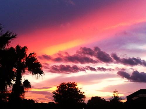sunset sky port florida north uploaded:by=flickrmobile flickriosapp:filter=nofilter
