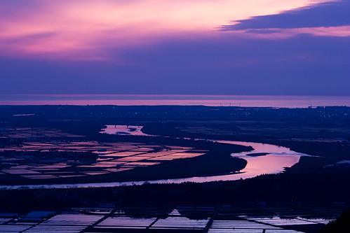 canon 山形県 酒田市 最上川 ef70200mmf4lisusm eos60d 眺海の森