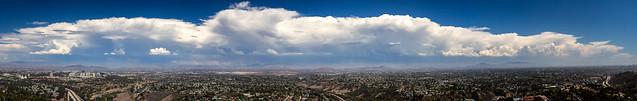 Ginormous Cloudscape