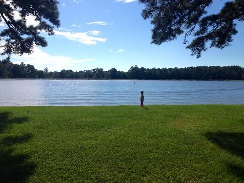 Lake day 9/22/13
