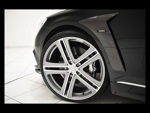 2013 Brabus Mercedes-Benz 850 Biturbo iBusiness Pictures