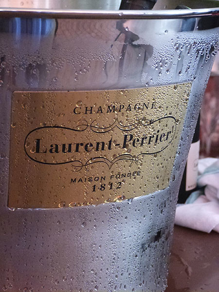 seau laurent perrier