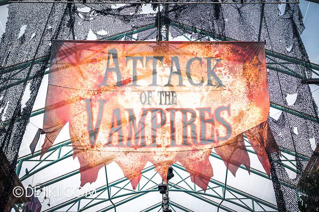 HHN3 Before Dark 2 - Attack of the Vampires - Welcome.