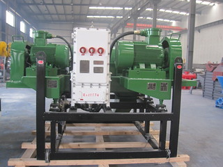 KOSUN solids control equipment-Decanter Centrifuge built for oilfield