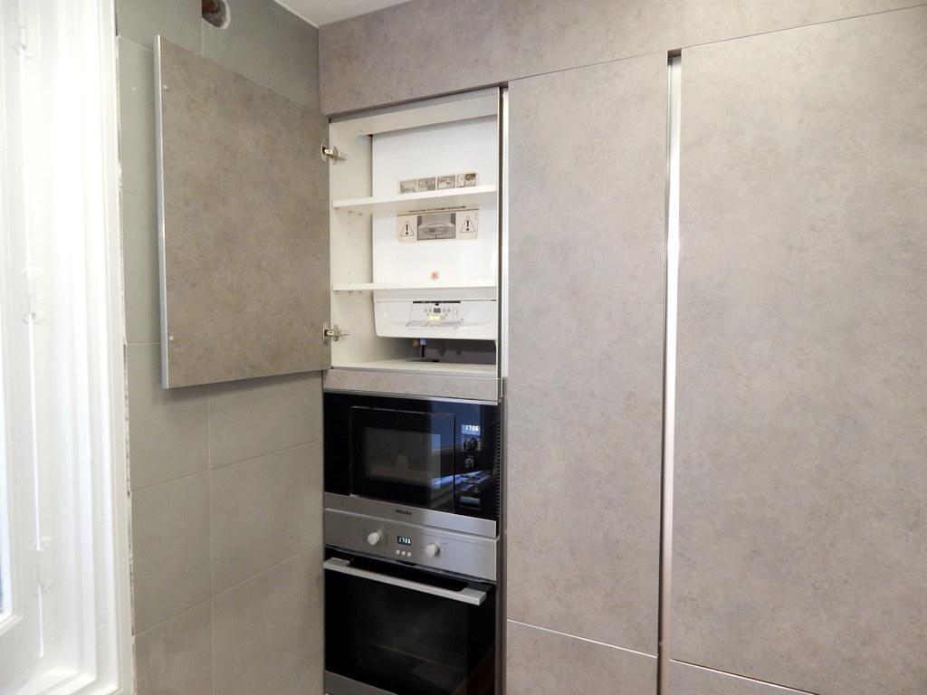 Muebles De Cocina Modelo 4080 Dise O Sin Tirador