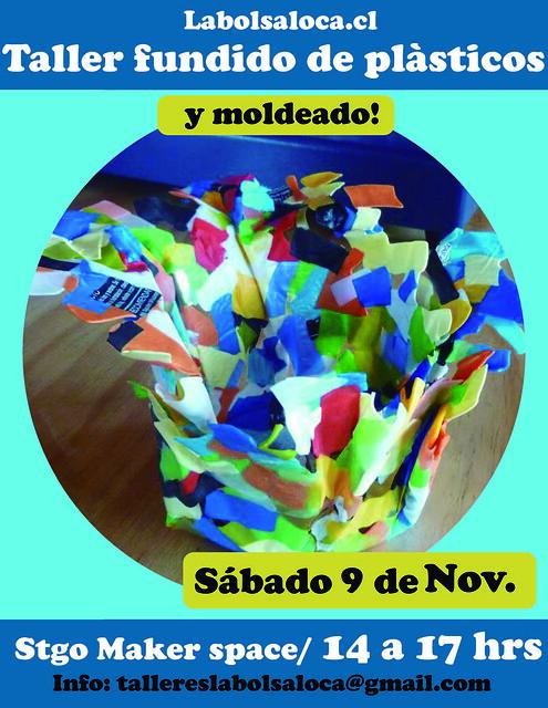 taller fundido de plasticos y moldeado noviembre