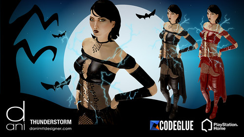 Codeglue_Halloween outfits