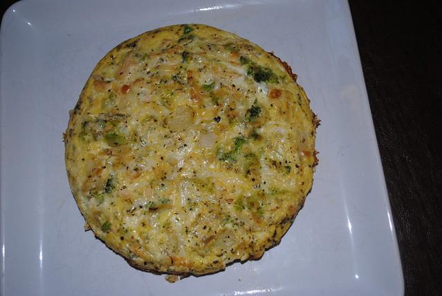 Chicken, Provolone, and Broccoli Egg Bake (2)