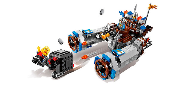 LEGO Movie 70806 - Flyingfortress