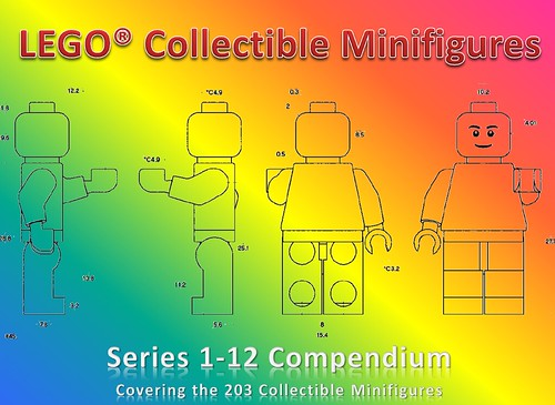 LEGO Collectible Minifigures Compendium 3rd Edition
