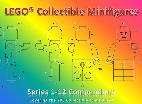 LEGO Collectible Minifigures Compendium 3rd Edition