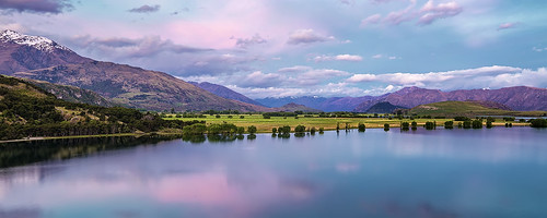 blue sunset newzealand panorama lake landscape hour wanaka mollybrown simplysuperb slicesoftime paddockbay greaterphotographers sunofgodphotographer inspiringcreativeminds