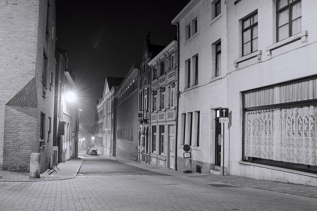 Down the Tongeren Street