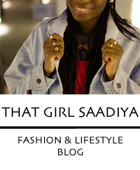 That Girl; Saadiya