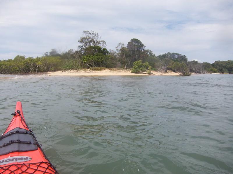 Exploring Coochimudlow Island