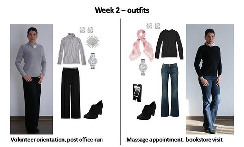 Outfits Week 2a