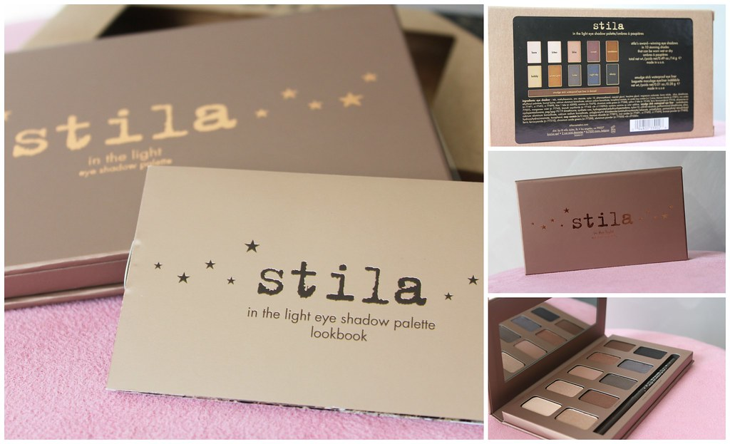 stila in the light palette eye shadow neutral natural eye australian beauty review ausbeautyreview blog blogger aussie swatch honest beautybay pigmented