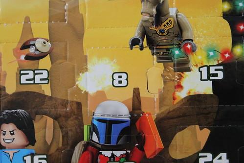 LEGO Star Wars 2013 Advent Calendar (75023) - Day 8