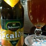 ベルギービール大好き!! スカルディス・アンバー Scaldis Ambree