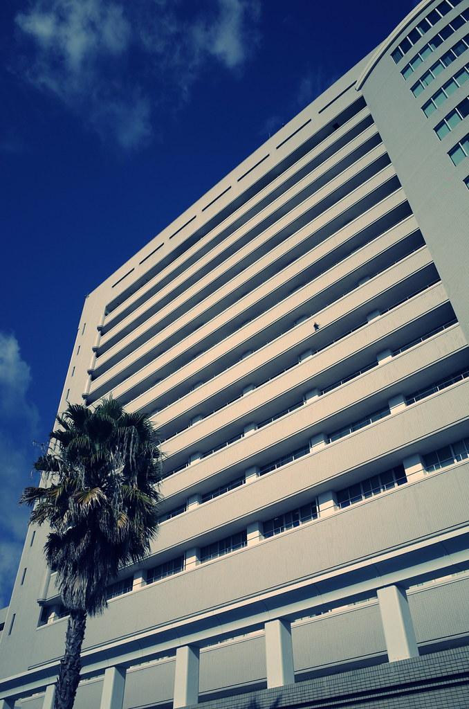 Osaka University Hospital, one day