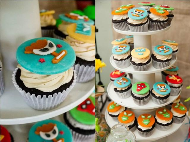 dessert cupcake