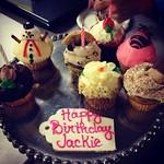Jackie's birthday!