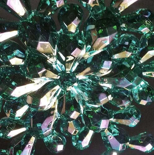 Emerald Snowflake