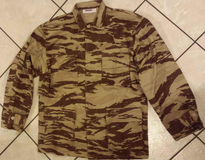 Greek Desert Lizard Camo Uniform 11973588886_b47812604a_b