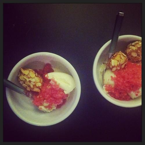 granita dessert night I