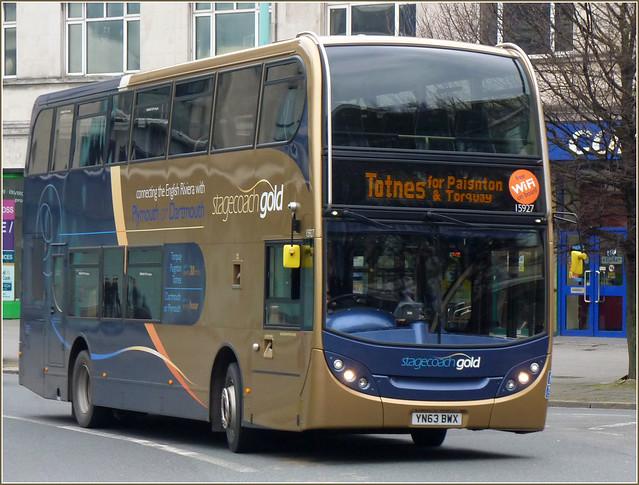 Stagecoach 15927 YN63BWX