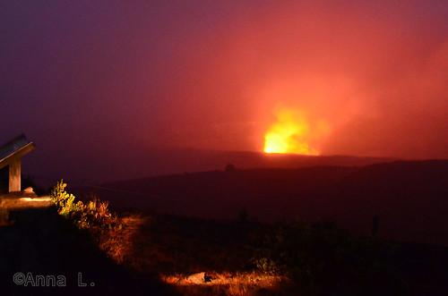 Anna-Kilauea-noturno