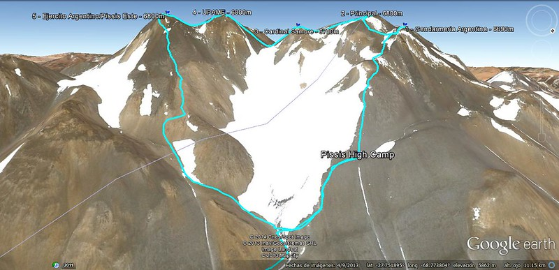 Pissis Traverse Picture
