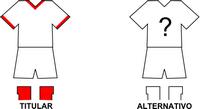 Uniforme Selección Ignaciana de Fútbol