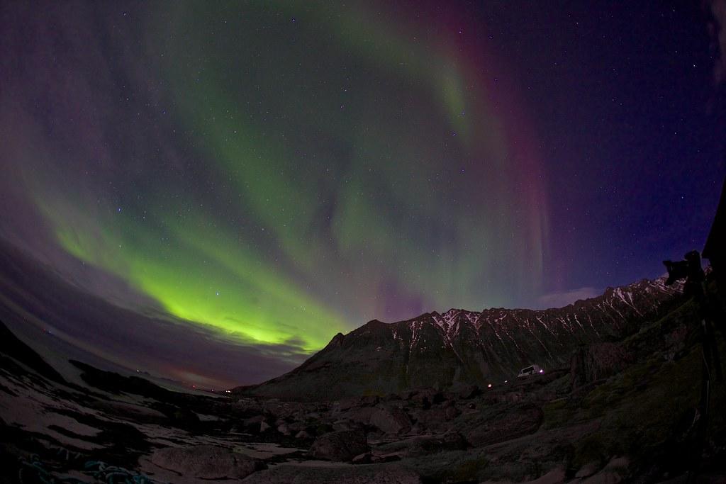 Lofoten Aurora 2014