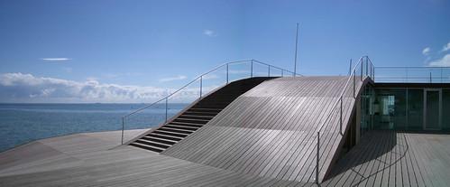 PLOT 建築師事務所 - Maritime Youth House - Photo 03