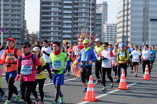 Tokyo Marathon 2014 09