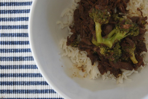 Slow cooker beef and broccoli DSC06768