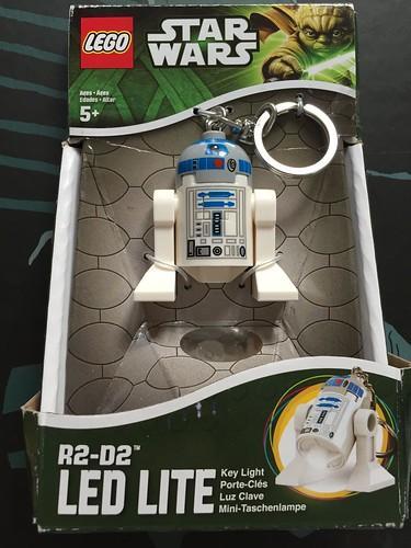 R2D2 - LED Lite