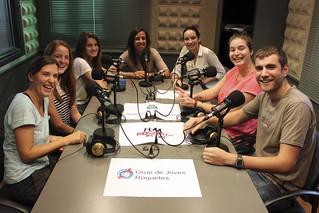La Tertúlia - 12x04 - 10-10-14 - Grup de Joves Roquetes - Inquietuds, activitats i projectes dels joves de Roquetes - web